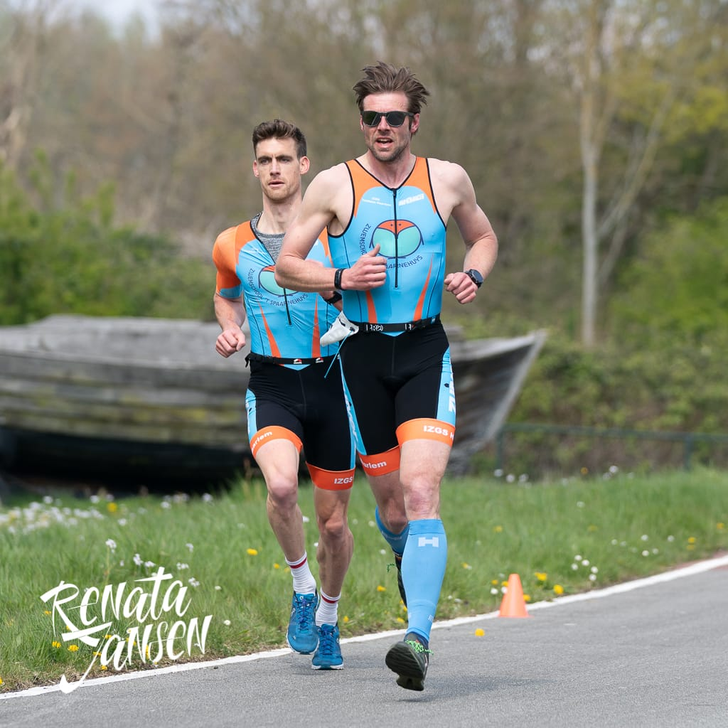 Nieuw parcoursrecord Run-Bike-Run